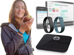 Fitbit Fitness Pack - Aria + Flex