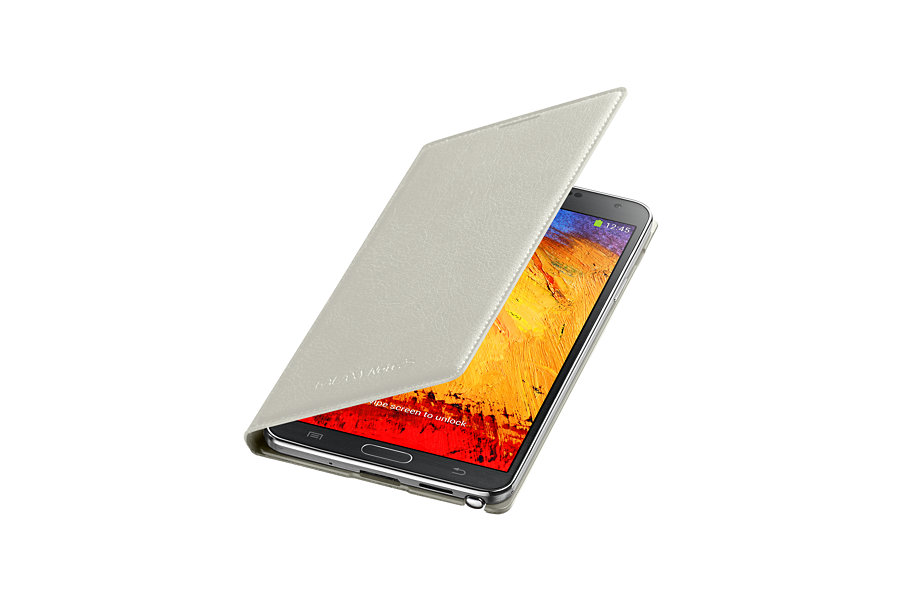 Obrázok produktu Puzdro Flip Cover pre Samsung Galaxy Note 3 N9005 oatmeal beige