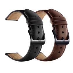 Obrázok produktu Náhradný remienok - Leather Strap pre Samsung Gear S2 Classic