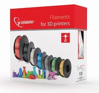 Obrázok produktu Tlačová struna pre 3D tlač - HIPS 1,75 mm 1 Kg