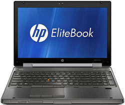 Obrázok produktu HP EliteBook 8570w Mobile Workstation