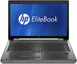 Obrázok produktu HP EliteBook 8770w Mobile Workstation
