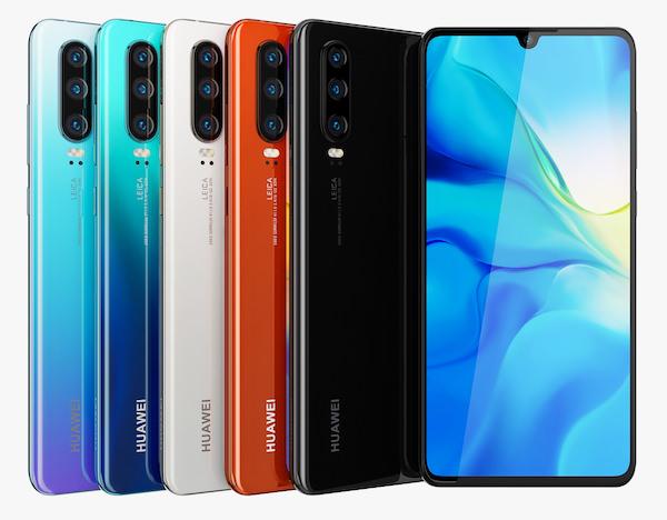 Obrázok produktu Huawei P30