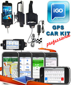 Obrázok produktu Apple iPhone 3GS iGO GPS Car Kit Professional