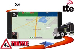 iGO Navigation Pack 10 EU LTE Truck + Traffic