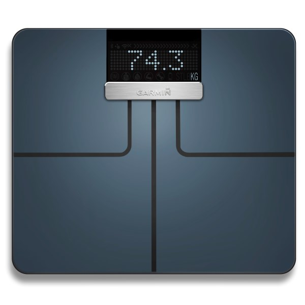 Garmin Index Smart Scale black - inteligentná váha