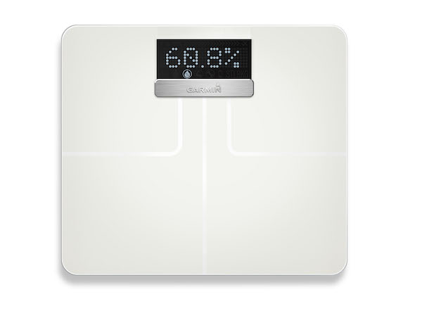 Garmin Index Smart Scale white - inteligentná váha