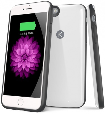 Obrázok produktu KUNER Memory & Battery Case for iPhone 6/6s 16GB