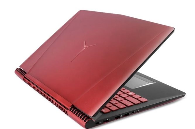 Lenovo Legion Y520 red