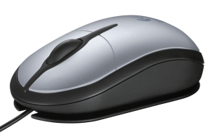 Notebook Optical Mouse Plus - Silver