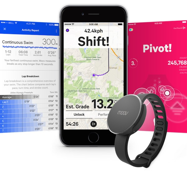 Moov - Fitness Coach