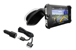 Obrázok produktu NAVIGON iPhone 4/4S Design Car Kit + Dashboard Adapter