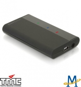 Bluetooth/ USB GPS RDS/ TMC receiver