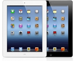 Apple New iPad WiFi 16GB - repas