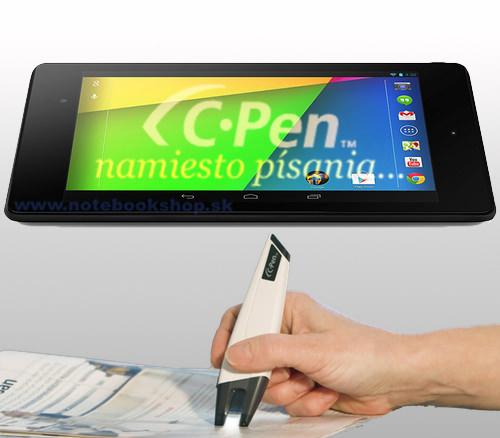 Obrázok produktu Asus Nexus 7 from Google (2013) + sken. pero C-Pen 3.5