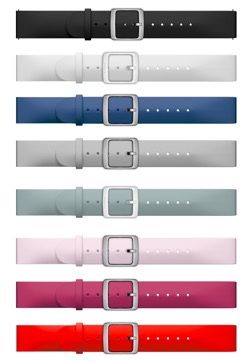 Obrázok produktu Withings Steel HR Silicone Wristband 40mm