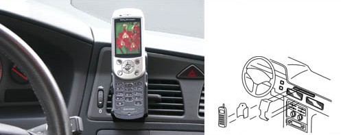 obrázok produktu Apple iPhone 3GS iGO GPS Car Kit