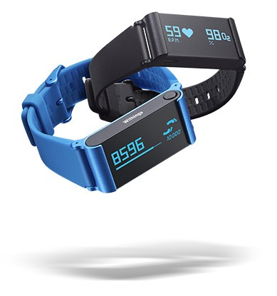 Obrázok produktu Withings Pulse Ox - Activity Tracker