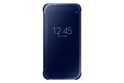 Obrázok produktu Puzdro Clear View Cover pre Samsung Galaxy S6 Black