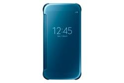 Obrázok produktu Puzdro Clear View Cover pre Samsung Galaxy S6 Blue