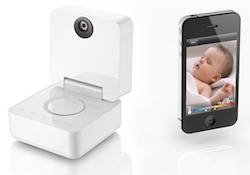 Withings Smart Baby Monitor - babyfón pre iOS & Android