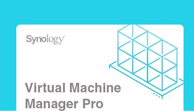 Synology Virtual Machine Manager Pro