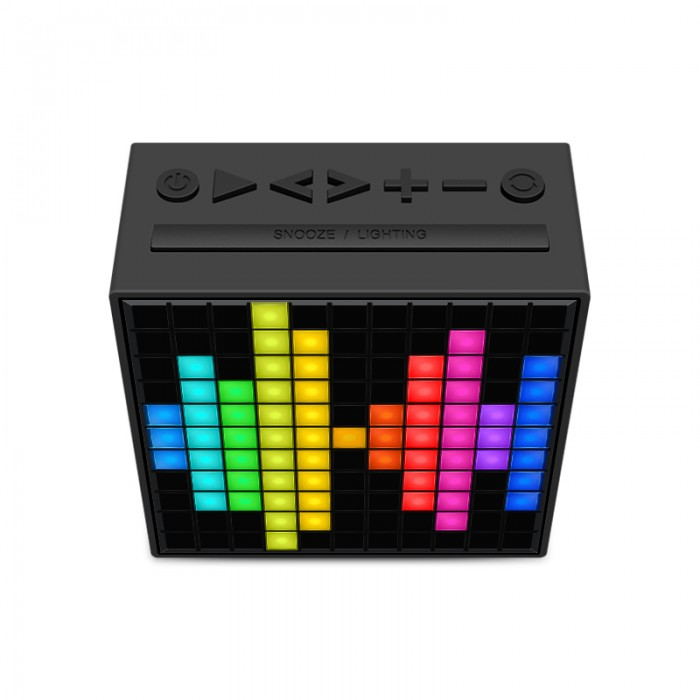 Obrázok produktu Bluetooth Smart LED speaker TimeBox - bluetooth reproduktor
