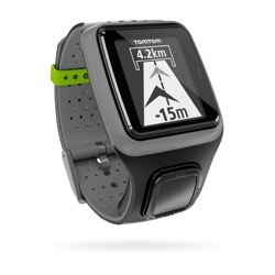 TomTom Runner HRM - GPS hodinky s pulzomerom