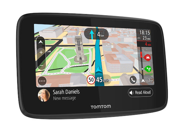 TomTom GO 520 World Wifi Lifetime