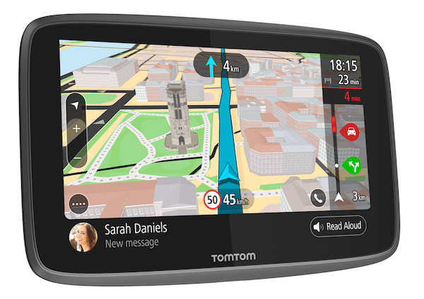 TomTom GO 5200 World Wifi Lifetime
