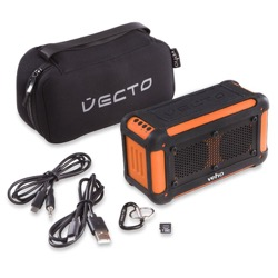 Obrázok produktu Veho Vecto Wireless Water Resistant Speaker Orange