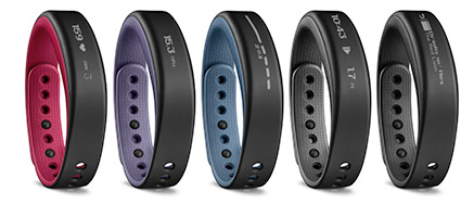 Obrázok produktu Garmin vívosmart Activity Tracker + Heart Rate Monitor