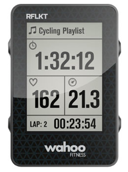 Wahoo RFLKT Bike Monitor