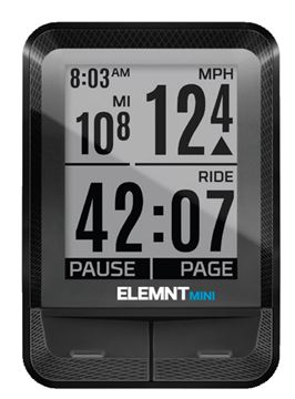 Wahoo ELEMNT MINI Bike Monitor