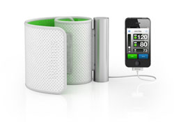 Tlakomer pre iPhone/ iPad/ iPod Touch - Blood Pressure Monitor
