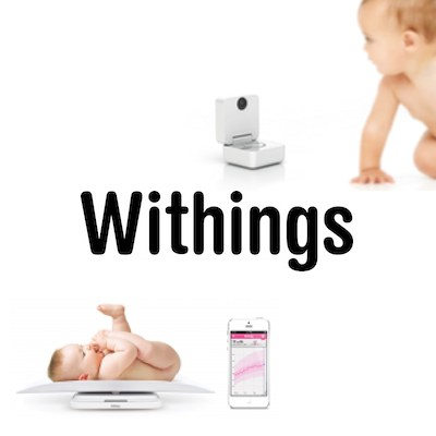 Obrázok produktu Withings Baby Pack - Smart Baby Monitor + Kid Scale