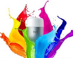 Obrázok produktu Smart Wifi LED Bulb Color - Wifi žiarovka farebná E27